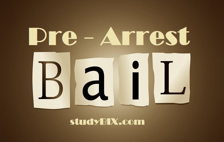 Conditions for Grant of Pre-Arrest Bail